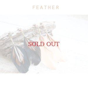 画像1: feather pierce