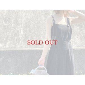 画像2: assymetry indigo dress