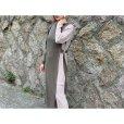 画像2: bicolor knit op (2)