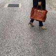画像11: 【予約】leather big tote