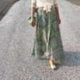 画像3: paisley sheer skirt