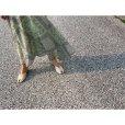 画像7: paisley sheer skirt