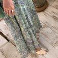 画像10: paisley sheer skirt