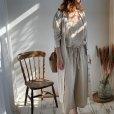 画像5: linen gown op