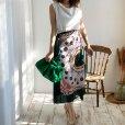 画像8: scarf design skirt