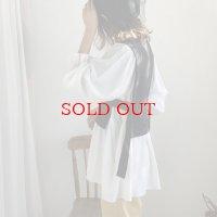 layered design blouse